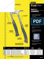 Stanley - Antivibe Hammers