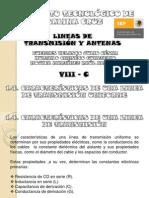 Caracteristicas de Una Linea de Transmision Uniforme