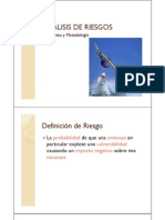 Aud Comp Clase 03-04 - Analisis de Riesgos