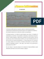 Informe de Histaminicos