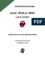 Moore Christopher - Love Story 02 - Ssij, Mala, Ssij