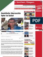 Strahlenfolter - Amokläufer überraschte Opfer im Schlaf - Dreizehn Tote in Serbien - bild.de