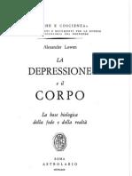 La Depressione e Il Corpo 1953 Scan