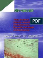 Morfopatologie - Sistemul Cardio-vascular