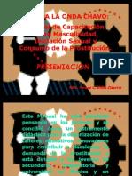 Presentación MANUAL DE MASCULINIDAD