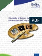 Educação artística e cultural nas escolas da Europa