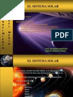 Dipositiva Sistema Solar