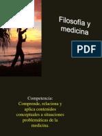 Medicina y filosofía
