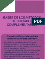 Bases de Los Metodos de Medicina Complementaria