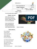 Teste l p Textopoetico