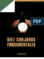 Magia Negra - Diez Conjuros Fund Amen Tales
