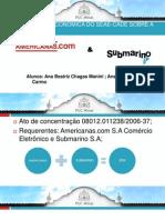 Americanas&Submarino
