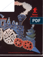 Stave Puzzle Catalog 1988/89 Cover and 1st Page