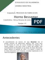 Horno Bessemer