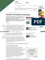 Geheimdienste in Deutschland - Zwischen Terrorabwehr Und Spionage - Sueddeutsche_de