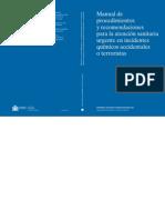 Manual Incidentes Quimicos