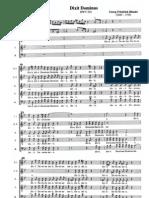 Handel Dixit Dominus