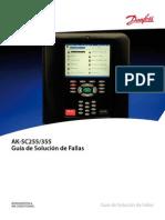 Guía de Solución de Fallas AKC-S255
