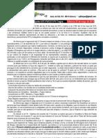 Apuntes de la Asamblea Conjunta 23-5-2013