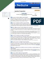 FAQ Lupo PenSuite 3