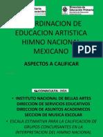 Himno Nacional Mexicano