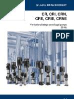Pumps Grundfos CR Data Sheet_eng