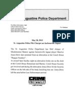 MJD Police Report