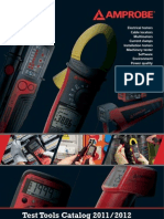 Catalogo Amprobe 2011-2012