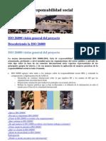 RSE Corporativa ISO 2600