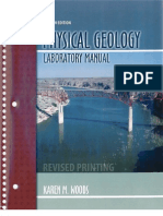 Woods 2009 - Physical Geology - Laboratory Manual 4th Ed