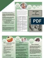 Final Pamphlet Diabetes