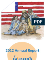 Children's Law Center 2012 Annual Report