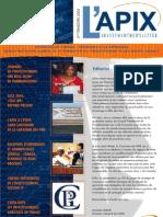 Newsletter Apix2
