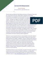 Artigos Olavo 2011