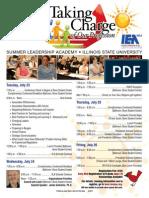 SLA 2013 Agenda