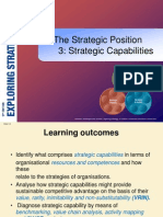 powerpoint for strategic management... chapter 3