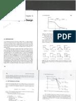 El mejor capitulo para diseño de filtros Analogicos butterworth, chebyshev, elipticos