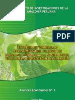 3 Cultivo de Sacha Inchi en San Martin