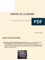 Partes de La Board