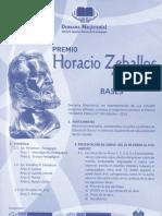 Concurso Horacio 20130001