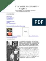 Bottorff, Steve - A Primer on Knife Sharpening