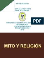 Mito y Religion - Antropologia Vm5