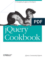 jQuery Cookbook