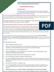 Staff Class Lists Feedback Instructions 290513