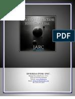 Internet Addiction Risk Checklist-2013