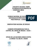 III Encuesta Ensenanza Media 2008
