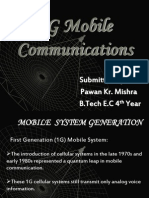 4G Mobile Communications...ppt