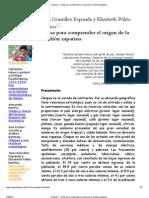 Chiapas 1 - Notas para comprender el origen de la rebelión zapatista