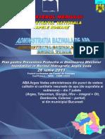 Prezentare PPPDEI - Comitetul de Bazin