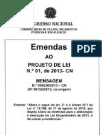 001-2013-EMENDAS